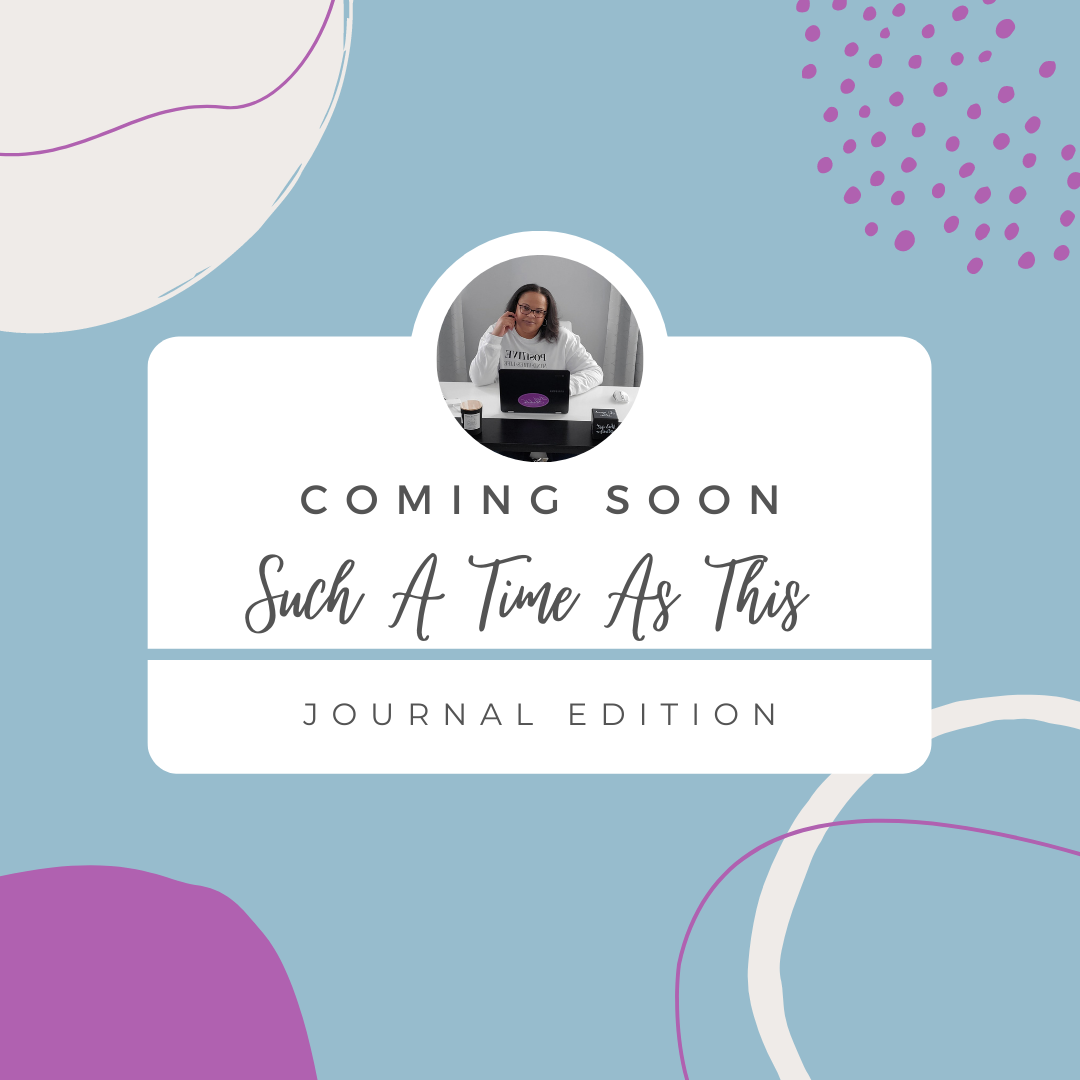 Such a Time as This - journal edition coming soon